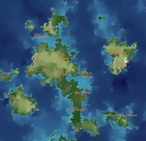 Map of Kin