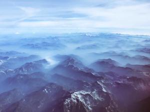 Burning Cascades by Ryan Healy